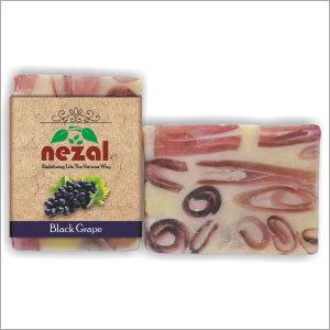 Black Grapes Herbal Soap
