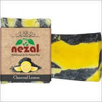 Charcoal Lemon Handmade Soap