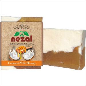 Coconut Milk & Honey Soaps