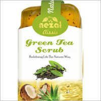 Handmade Herbal Green Tea Scrub Aissis Soap