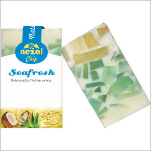 Handmade Seafresh Herbal Bathing Soap