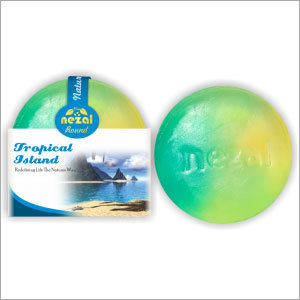 Handmade Tropical Island Bathing Soap
