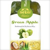 Herbal Handmade Green Apple Aissis Soap