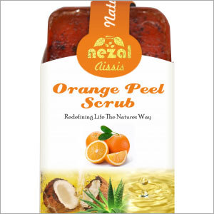 Orange Peel  Herbal & Handmade Soap