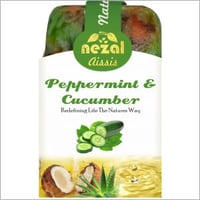 Peppermint & Cucumber Handmade Bathing Soap