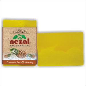 Pineapple Aqua Moisturizing Nezal Premium Soap