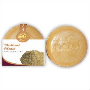 Pure Herbal Multani Mitti Handmade Soap