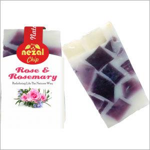 Rosemarry & Rose Flower Mix Soap