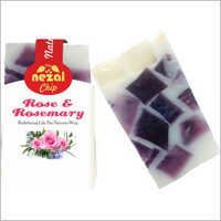 Rosemarry & Rose Flower Mix Soap