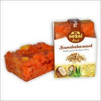 Sandalwood Handmade Herbal Bathing Soap