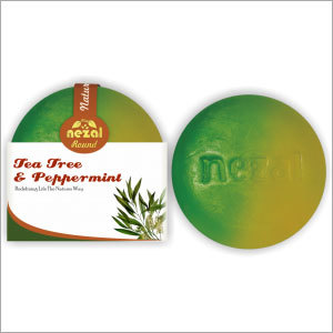 Tea Tree & Peppermint Herbals Soap