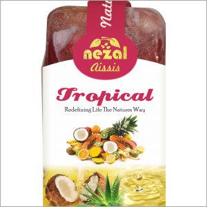 Tropical Herbal & Handmade Bathing Soap
