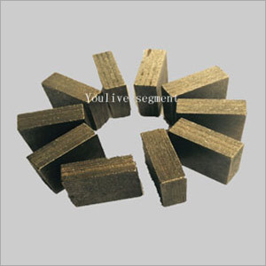 Granite Cutting Segment