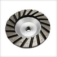 Turbo Aluminium Core Granite Cup Wheel