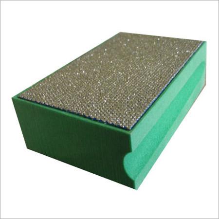 Electroplated Resin Diamond Hand Pads