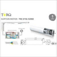 Automation Standard Curtain Motor
