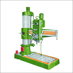 Double Column All Geared Radial Drilling Machine