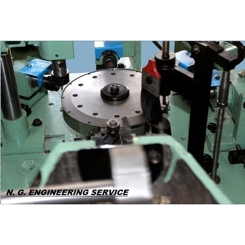 Indexing Rotary Table Machine
