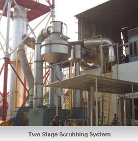 Gas Scrubbing Systems