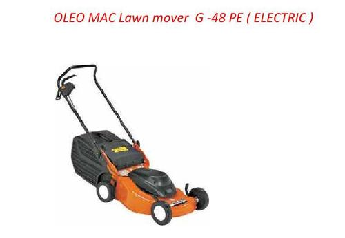 Lawn Mover G-48 PE (ELECTRIC)