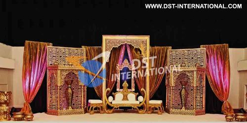 Majestic Bollywood Stage For Wedding