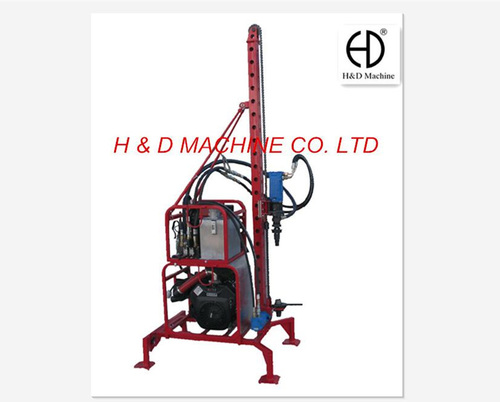 Gasoline Man Portable Drilling Rig