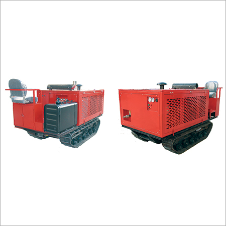 Crawler Diesel Compressor Set