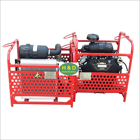 Portable Compressor Set