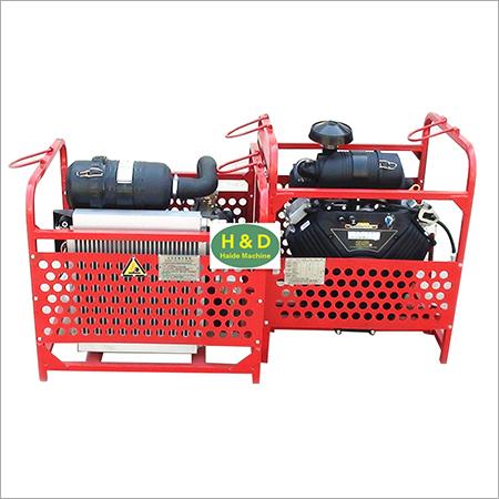 Portable Compressor Set