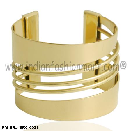 Fun  Fusion - Brass Cuff