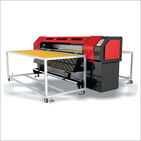 UV Flatbed Printing Machines