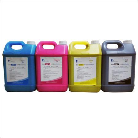 Solvent Printing Inks