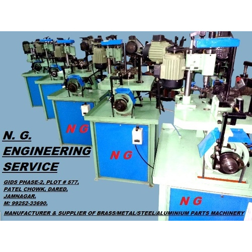 Rotary Table Machine