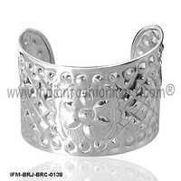 Bequest Redefined - Brass Wrist Cuff