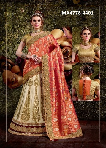 Silk Bridal Saree