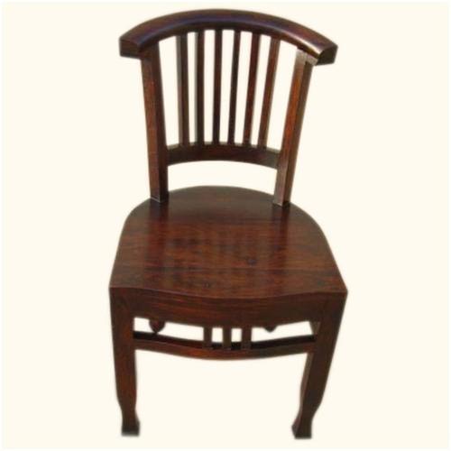 Solid Wood Club Restaurant Chair