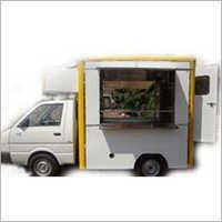Commercial Food Van