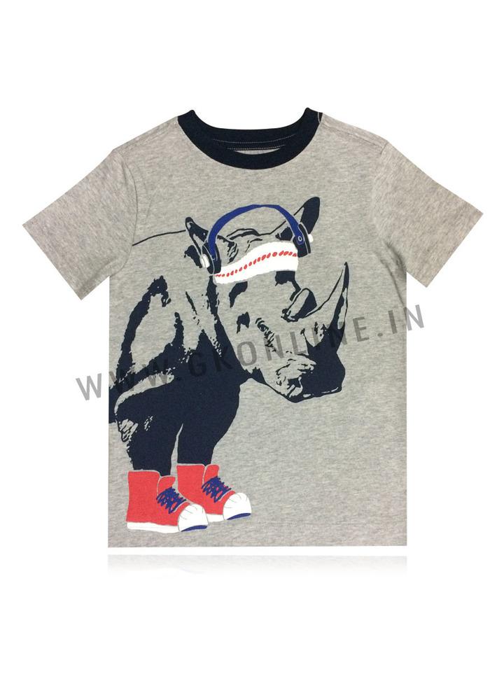 Kids Printed T-Shirt(Boys)