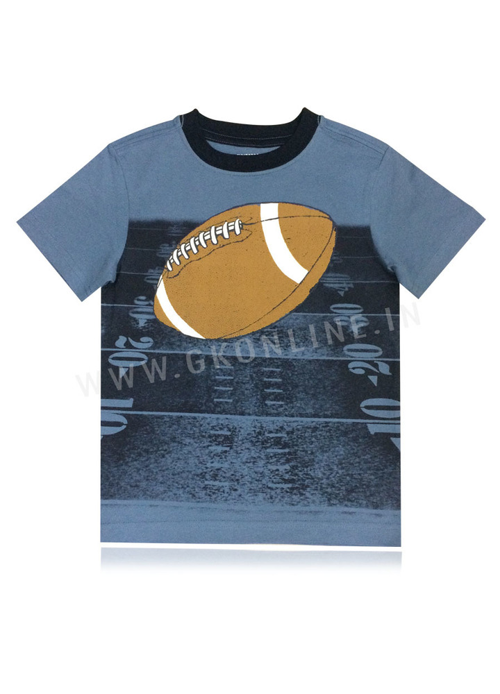 Children Printed T-Shirt(Boy)