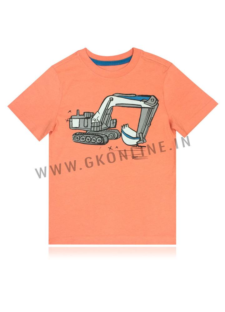 Kids Printed T-Shirt(Boy)