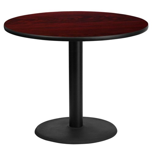 Round Restaurant Dining Table
