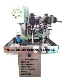 Rotary Threading Machine