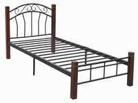 Single Iron Bed