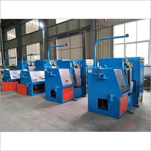 Fine Wire Drawing Machine Continuous Annealing
