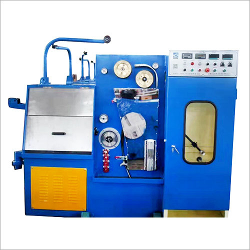 Fine Drawing Machine with Annealing