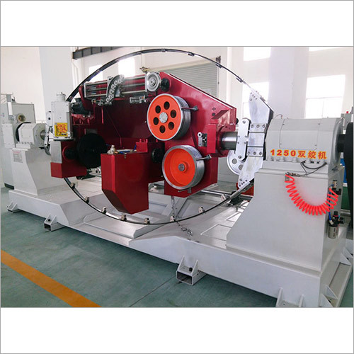 Double Twist Bunching Machine 1250P