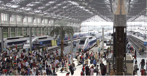 Railway Security Solutions