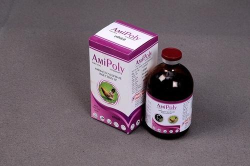 Amikacine Injection