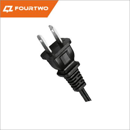 Canada 2 Flat Pin Plug