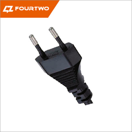 2 Pole Power Cord